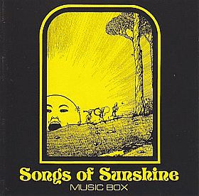 MUSIC BOX / SONGS OF SUNSHINE の商品詳細へ