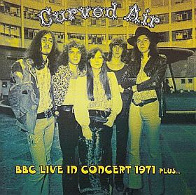 CURVED AIR / BBC LIVE IN CONCERT 1971 の商品詳細へ