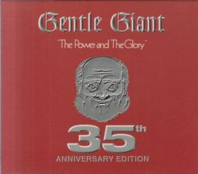 GENTLE GIANT / POWER AND THE GLORY の商品詳細へ