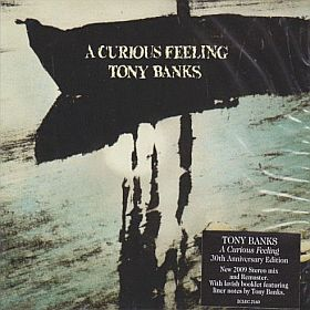 TONY BANKS / A CURIOUS FEELING の商品詳細へ