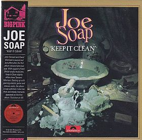 JOE SOAP / KEEP IT CLEAN の商品詳細へ