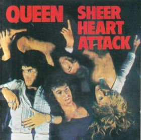 QUEEN / SHEER HEART ATTACK の商品詳細へ