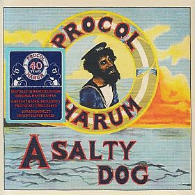 PROCOL HARUM / A SALTY DOG の商品詳細へ