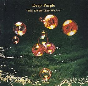 DEEP PURPLE / WHO DO WE THINK WE ARE の商品詳細へ
