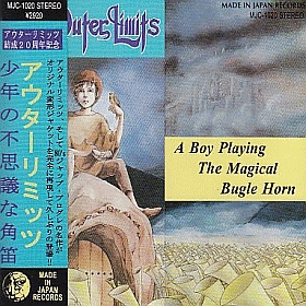 OUTER LIMITS / MAGICAL BUGLE HORN の商品詳細へ
