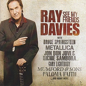 RAY DAVIES / SEE MY FRIENDS の商品詳細へ