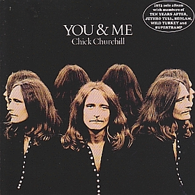 CHICK CHURCHILL / YOU AND ME の商品詳細へ
