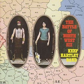 KEEF HARTLEY BAND / BATTLE OF NORTH WEST SIX の商品詳細へ