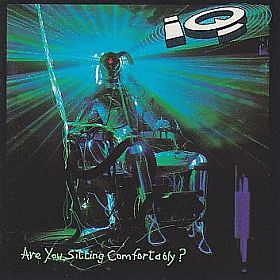 IQ / ARE YOU SITTING COMFORTABLY ? の商品詳細へ