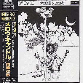 MELLOW CANDLE / SWADDLING SONGS の商品詳細へ