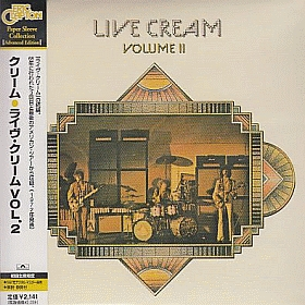 CREAM / LIVE CREAM VOLUME II の商品詳細へ
