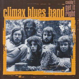 CLIMAX BLUES BAND / COULDN'T GET IT RIGHT の商品詳細へ