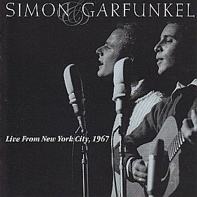 SIMON & GARFUNKEL / LIVE FROM NEW YORK CITY 1967 の商品詳細へ