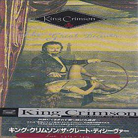 KING CRIMSON / GREAT DECEIVER - LIVE 1973-1974 の商品詳細へ