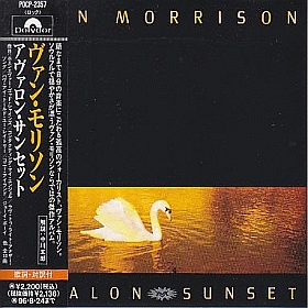 VAN MORRISON / AVALON SUNSET の商品詳細へ