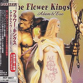 FLOWER KINGS / ADAM AND EVE の商品詳細へ