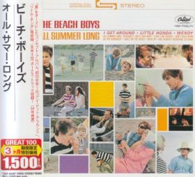 BEACH BOYS / ALL SUMMER LONG の商品詳細へ