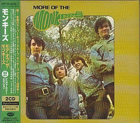 MONKEES / MORE OF THE MONKEES の商品詳細へ