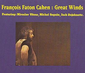 FRANCOIS FATON CAHEN / GREAT WINDS の商品詳細へ