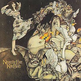 KATE BUSH / NEVER FOR EVER の商品詳細へ
