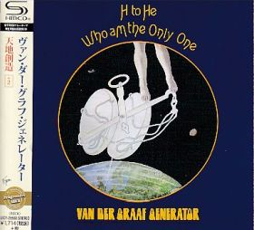 VAN DER GRAAF GENERATOR(VAN DER GRAAF) / H TO HE WHO AM THE ONLY ONE の商品詳細へ