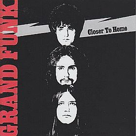 GRAND FUNK RAILROAD (GRAND FUNK) / CLOSER TO HOME の商品詳細へ