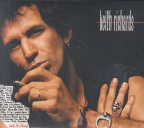 KEITH RICHARDS / TALK IS CHEAP の商品詳細へ