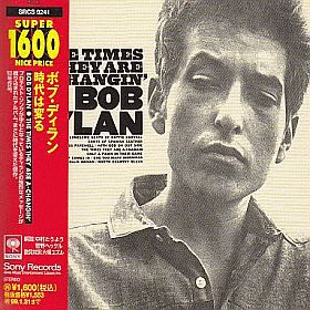 BOB DYLAN / TIMES THEY ARE A-CHANGIN' の商品詳細へ