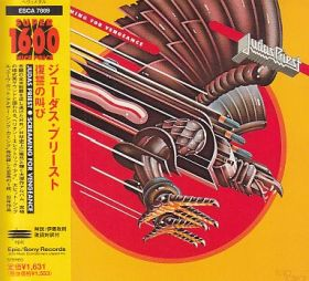JUDAS PRIEST / SCREAMING FOR VENGEANCE の商品詳細へ