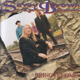SAVOY BROWN / BRING IT HOME の商品詳細へ