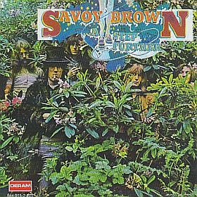 SAVOY BROWN / A STEP FURTHER の商品詳細へ
