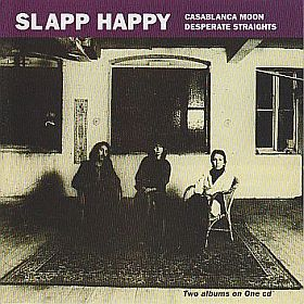 SLAPP HAPPY / CASABLANCA MOON and DESPERATE STRAIGHTS の商品詳細へ