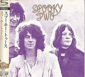 SPOOKY TOOTH / SPOOKY TWO の商品詳細へ