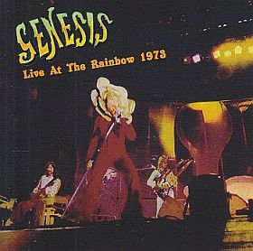 GENESIS / LIVE AT THE RAINBOW 1973 の商品詳細へ