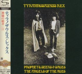 TYRANNOSAURUS REX / PROPHETS SEERS AND SAGES THE ANGELS OF THE AGES の商品詳細へ