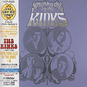 KINKS / SOMETHING ELSE BY THE KINKS の商品詳細へ
