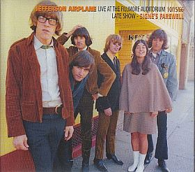 JEFFERSON AIRPLANE / LIVE AT THE FILLMORE AUDITORIUM 10/15/66 の商品詳細へ
