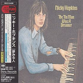 NICKY HOPKINS / TIN MAN WAS A DREAMER の商品詳細へ