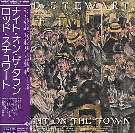 ROD STEWART / A NIGHT ON THE TOWN の商品詳細へ