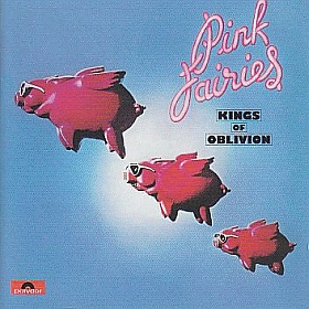 PINK FAIRIES / KINGS OF OBLIVION の商品詳細へ