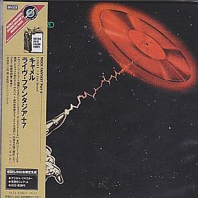 CAMEL / A LIVE RECORD の商品詳細へ