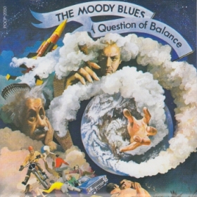 MOODY BLUES / A QUESTION OF BALANCE の商品詳細へ