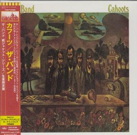 THE BAND / CAHOOTS の商品詳細へ