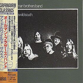 ALLMAN BROTHERS BAND / IDLEWILD SOUTH の商品詳細へ