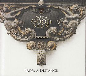 NOT A GOOD SIGN / FROM A DISTANCE の商品詳細へ
