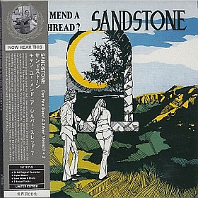 SANDSTONE / CAN YOU MEND A SILVER THREAD ? の商品詳細へ