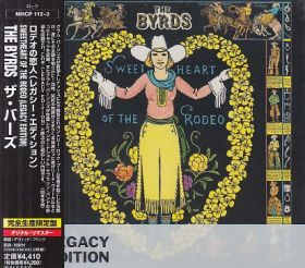 BYRDS / SWEETHEART OF THE RODEO の商品詳細へ