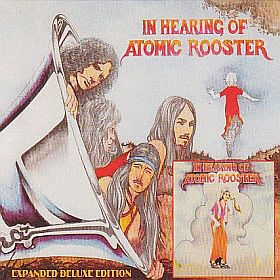 ATOMIC ROOSTER / IN HEARING OF の商品詳細へ