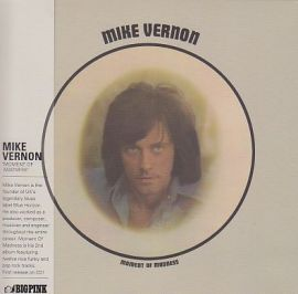 MIKE VERNON / MOMENT OF MADNESS の商品詳細へ