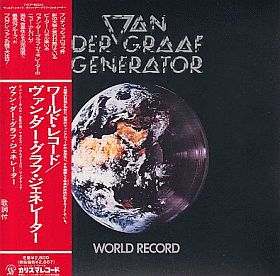 VAN DER GRAAF GENERATOR / WORLD RECORD の商品詳細へ